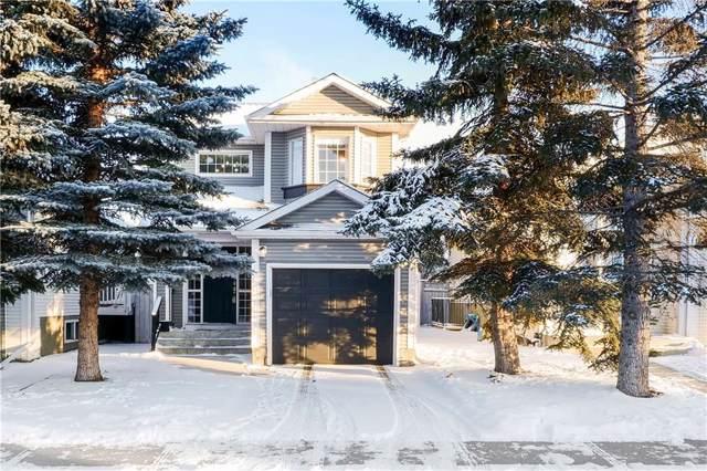 35 River Rock Circle SE, Calgary, AB  (#C4278538) :: Redline Real Estate Group Inc