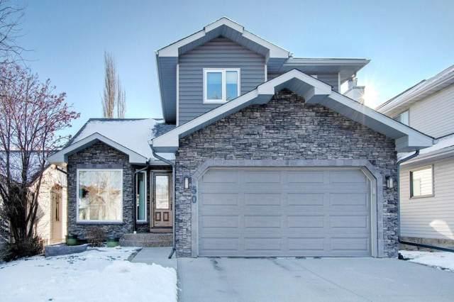 50 Sandringham Way NW, Calgary, AB T3K 3V6 (#C4278548) :: Virtu Real Estate