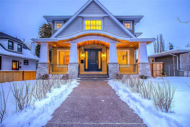 2420 Carleton Street SW, Calgary, AB T2T 3K7 (#C4278550) :: Redline Real Estate Group Inc