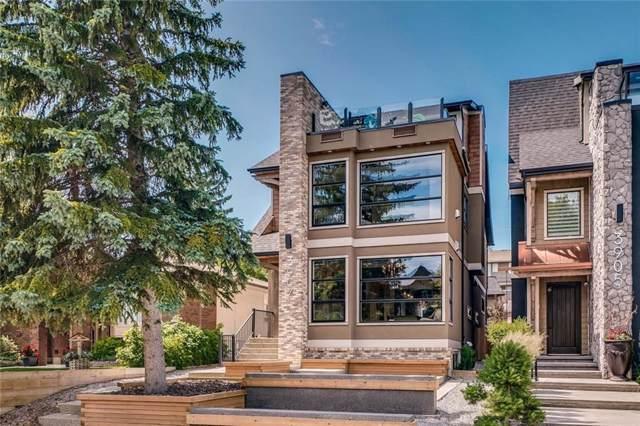 3907 16A Street SW, Calgary, AB T2T 2K9 (#C4278558) :: Redline Real Estate Group Inc