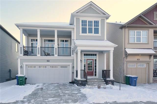 209 Windrow Crescent SW, Airdrie, AB T4B 4K4 (#C4278561) :: Virtu Real Estate