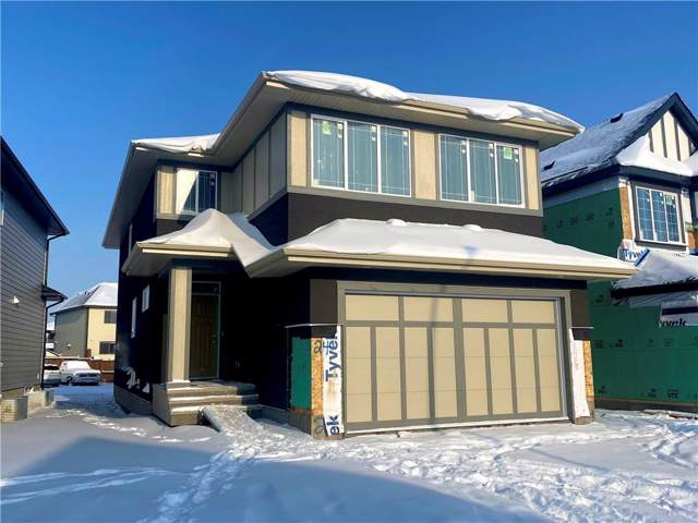 24 Masters Terrace SE, Calgary, AB T3M 2C1 (#C4278574) :: Redline Real Estate Group Inc