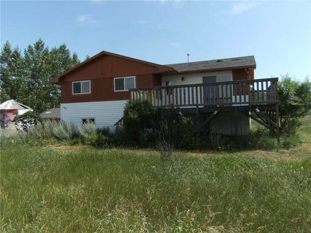103 Pinter Road, Drumheller, AB T0J 2V0 (#C4278585) :: Redline Real Estate Group Inc