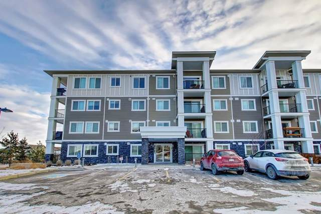 450 Sage Valley Drive NW #1102, Calgary, AB T3R 0V5 (#C4278587) :: The Cliff Stevenson Group