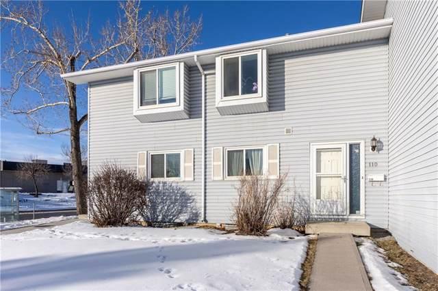 4810 40 Avenue SW #110, Calgary, AB T3E 1E5 (#C4278596) :: Redline Real Estate Group Inc