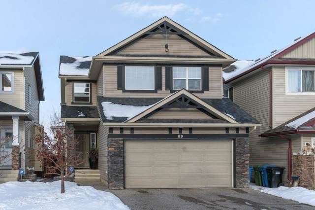 99 Everwoods Green SW, Calgary, AB T2Y 0B6 (#C4278605) :: Canmore & Banff