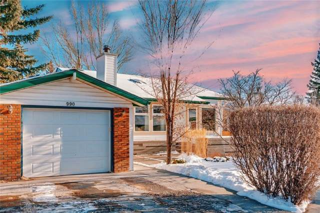 990 Ranchview Crescent NW, Calgary, AB T3G 1P4 (#C4278607) :: Canmore & Banff