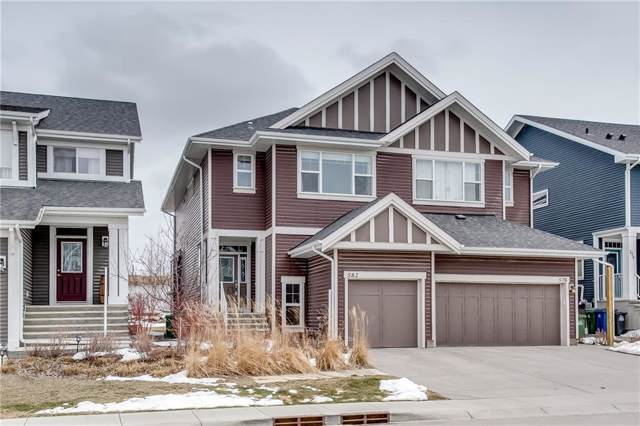 582 River Heights Crescent, Cochrane, AB T4C 0R9 (#C4278631) :: Redline Real Estate Group Inc