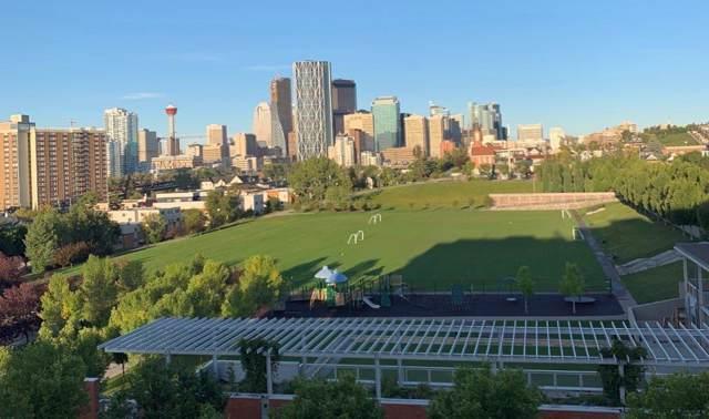 88 9 Street NE #509, Calgary, AB T2E 4E1 (#C4278633) :: The Cliff Stevenson Group