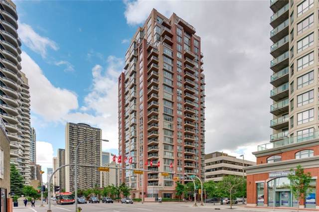 650 10 Street SW #1804, Calgary, AB T2P 5G4 (#C4278636) :: Virtu Real Estate
