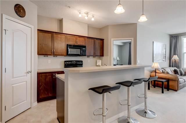 1 Crystal Green Lane #335, Okotoks, AB T1S 0C5 (#C4278669) :: Redline Real Estate Group Inc