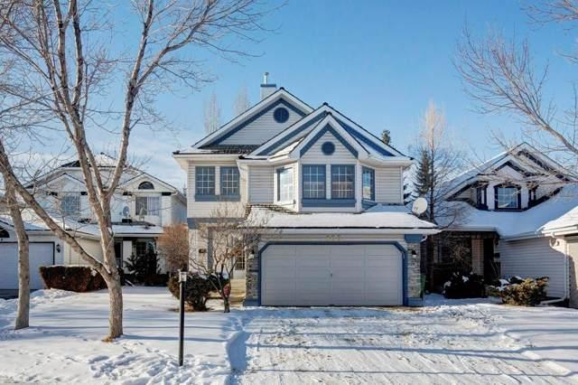 160 Douglas Glen Mews SE, Calgary, AB T2Z 2M9 (#C4278676) :: Western Elite Real Estate Group