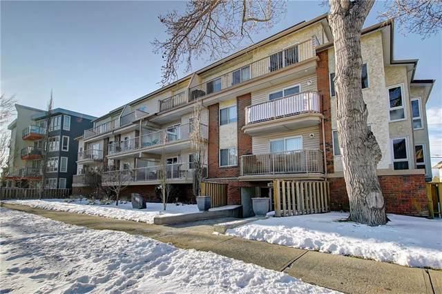 809 4 Street NE #202, Calgary, AB T2E 3S9 (#C4278682) :: Canmore & Banff