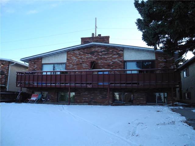 343A 33 Avenue NE, Calgary, AB T2E 2H9 (#C4278725) :: Redline Real Estate Group Inc