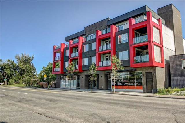1526 9 Avenue SE #301, Calgary, AB T2G 0T7 (#C4278735) :: Redline Real Estate Group Inc