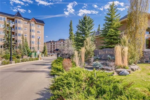 20 Discovery Ridge Close SW #203, Calgary, AB T3H 5S3 (#C4278739) :: Redline Real Estate Group Inc