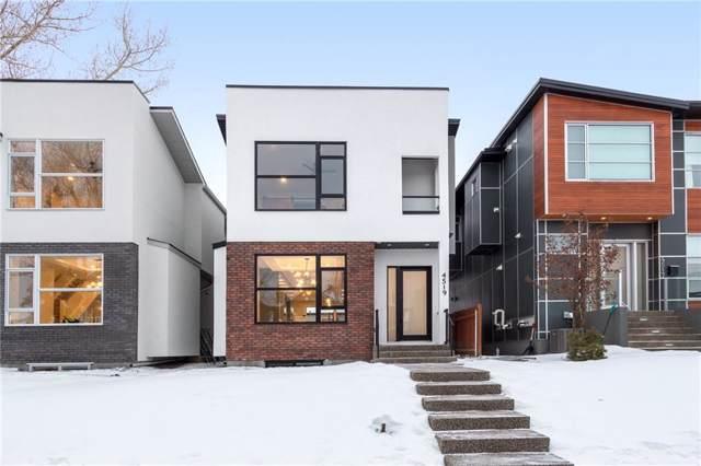 4519 17 Street SW, Calgary, AB  (#C4278742) :: Redline Real Estate Group Inc