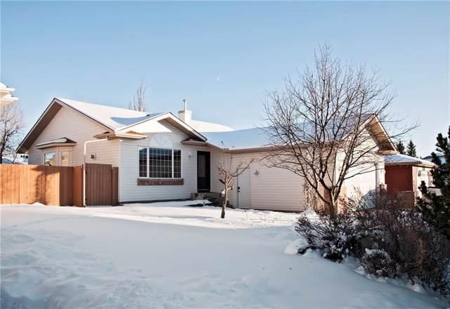 309 Sunset Place, Okotoks, AB T1S 1P7 (#C4278755) :: Calgary Homefinders