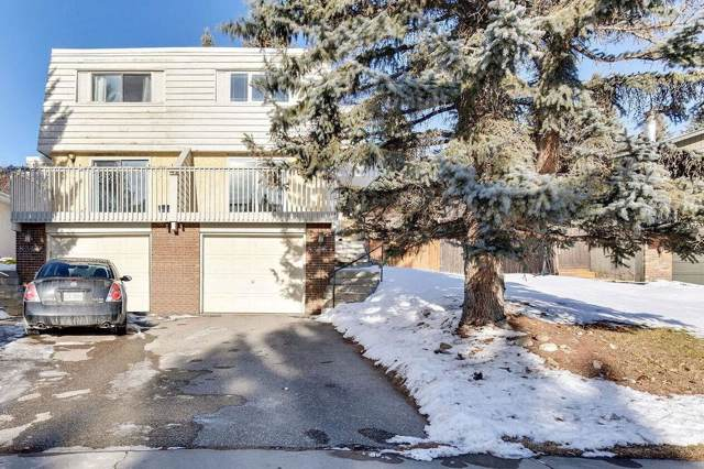 8338 Silver Springs Road NW, Calgary, AB T3B 4J6 (#C4278766) :: Canmore & Banff