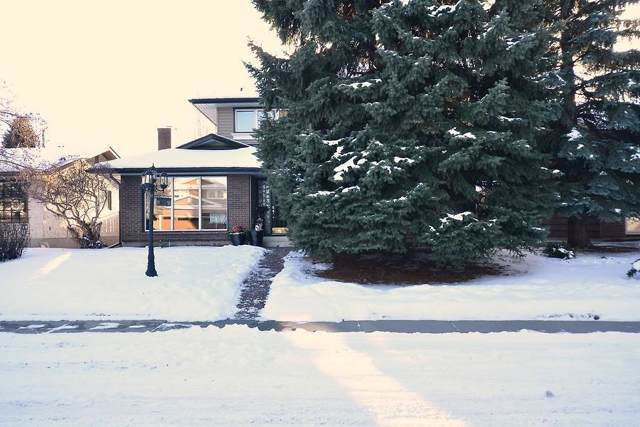 915 Parkwood Drive SE, Calgary, AB T2J 3W6 (#C4278770) :: The Cliff Stevenson Group
