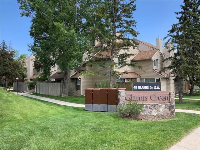 52 Glamis Green SW #241, Calgary, AB T3E 6V1 (#C4278777) :: Redline Real Estate Group Inc