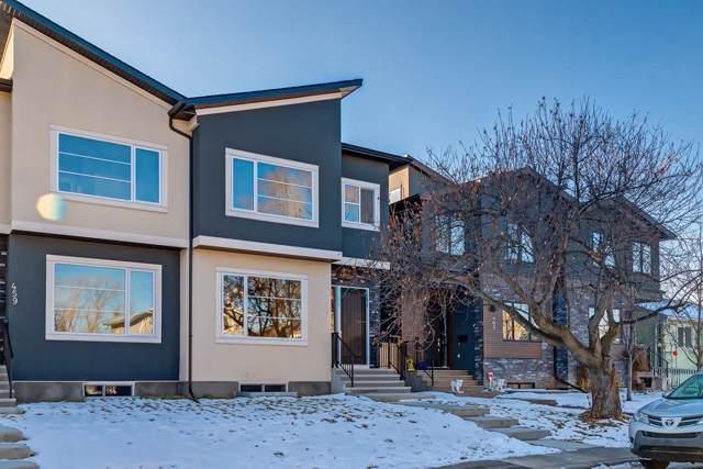 461 22 Avenue NW, Calgary, AB T2M 1N4 (#C4278832) :: The Cliff Stevenson Group