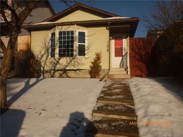 108 Tararidge Close NE, Calgary, AB T3J 2N9 (#C4278833) :: Canmore & Banff