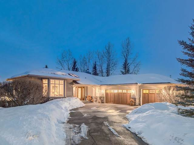 34 Pinebrook Way SW, Rural Rocky View County, AB T3Z 3K3 (#C4278839) :: Virtu Real Estate