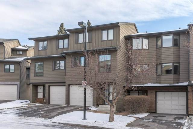 23 Glamis Drive SW #94, Calgary, AB T3E 6S3 (#C4278844) :: Redline Real Estate Group Inc