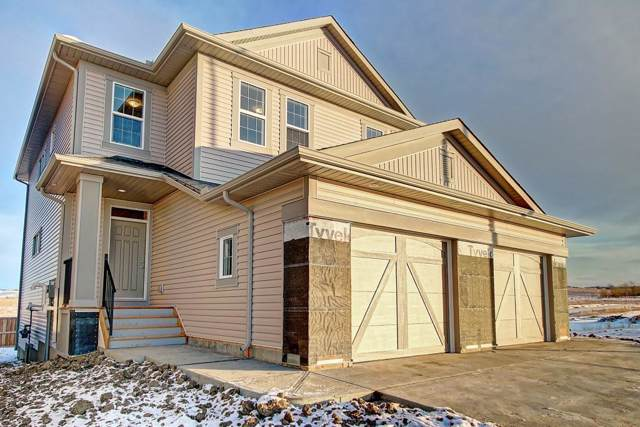 203 Heritage Heights, Cochrane, AB T4C 2R5 (#C4278845) :: Redline Real Estate Group Inc