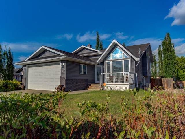 101 Thornburn Place, Strathmore, AB T1P 1C6 (#C4278846) :: Redline Real Estate Group Inc