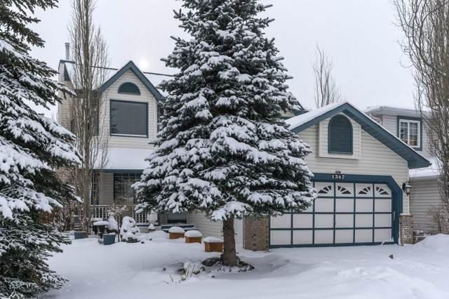1347 Sunvista Way SE, Calgary, AB T2X 3G5 (#C4278851) :: Redline Real Estate Group Inc