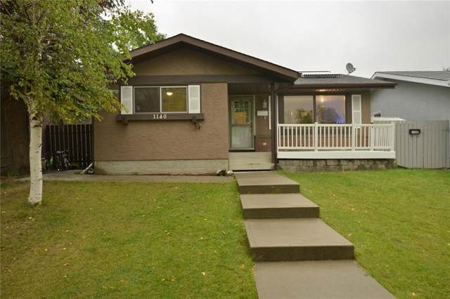 1140 Ranchlands Boulevard NW, Calgary, AB T3G 1G5 (#C4278855) :: Canmore & Banff