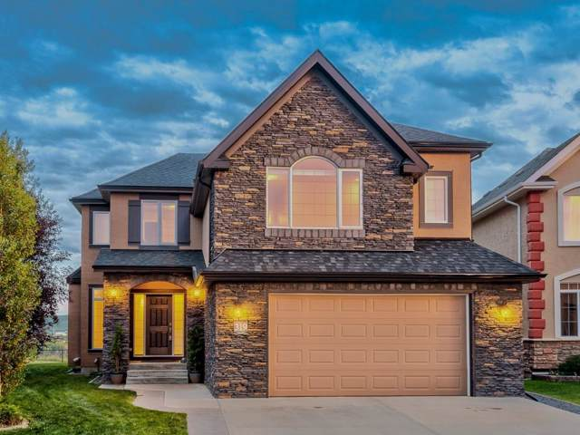 319 Tuscany Estates Rise NW, Calgary, AB T3L 0C6 (#C4278858) :: The Cliff Stevenson Group