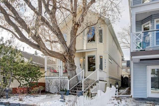 3619 3 Street SW, Calgary, AB T2S 1V6 (#C4278861) :: Redline Real Estate Group Inc