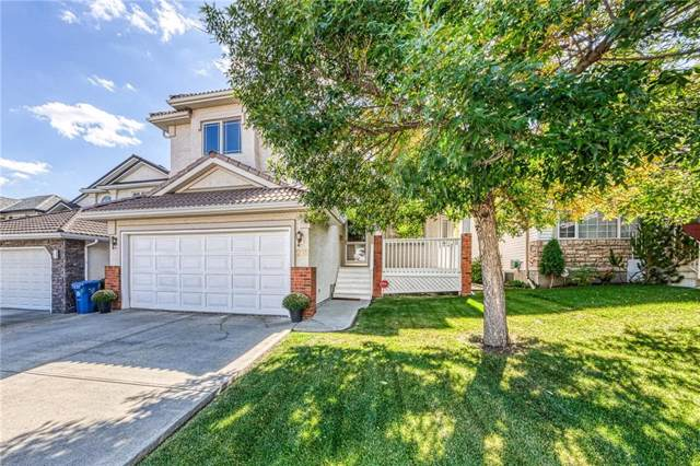 212 Edgebrook Park NW, Calgary, AB T3A 5T8 (#C4278869) :: Redline Real Estate Group Inc