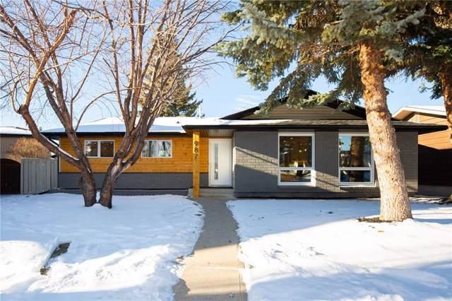 987 Lake Arrow Way SE, Calgary, AB T2J 3C2 (#C4278872) :: Redline Real Estate Group Inc