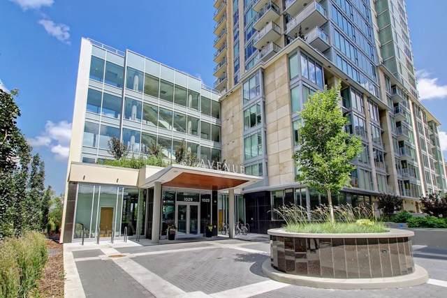 1025 5 Avenue SW #1005, Calgary, AB T2P 1N4 (#C4278877) :: Virtu Real Estate