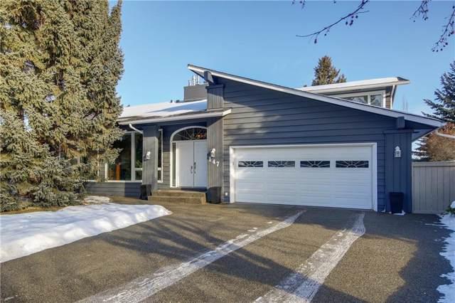 147 Lake Tahoe Green SE, Calgary, AB T2J 4X6 (#C4278886) :: Redline Real Estate Group Inc