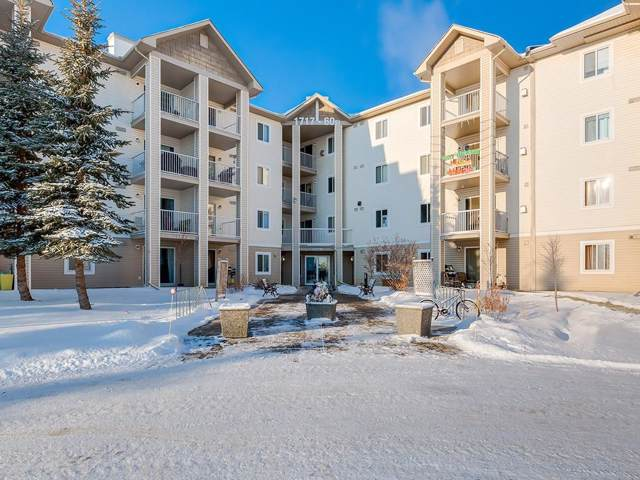 1717 60 Street SE #316, Calgary, AB T2A 2Y7 (#C4278888) :: Redline Real Estate Group Inc