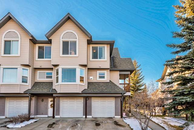 45 Sandarac Way NW, Calgary, AB T3K 5B4 (#C4278907) :: Virtu Real Estate