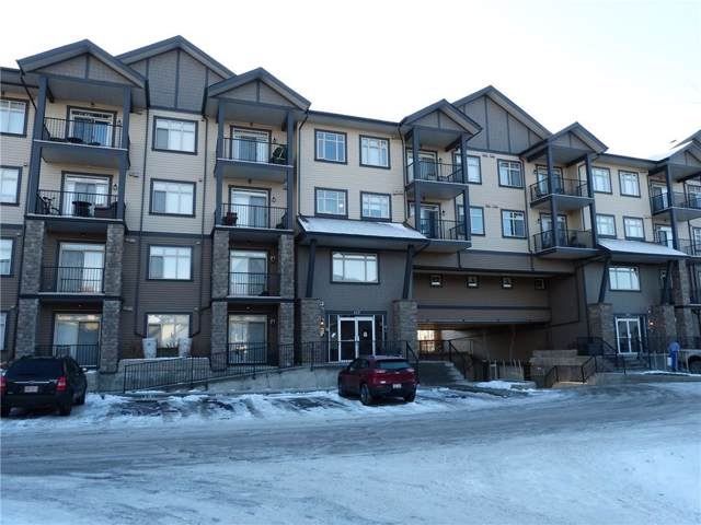 117 Copperpond Common SE #219, Calgary, AB T2Z 5E2 (#C4278909) :: Canmore & Banff