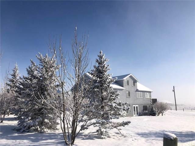 64247 418 Avenue E #100, Rural Foothills County, AB T0L 1A0 (#C4278913) :: Redline Real Estate Group Inc