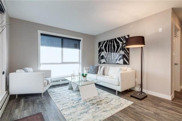 10 Kincora Glen Park NW #302, Calgary, AB T3R 1K1 (#C4278922) :: Redline Real Estate Group Inc