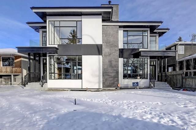 1522 Child Avenue NE, Calgary, AB T2E 5E4 (#C4278926) :: Canmore & Banff