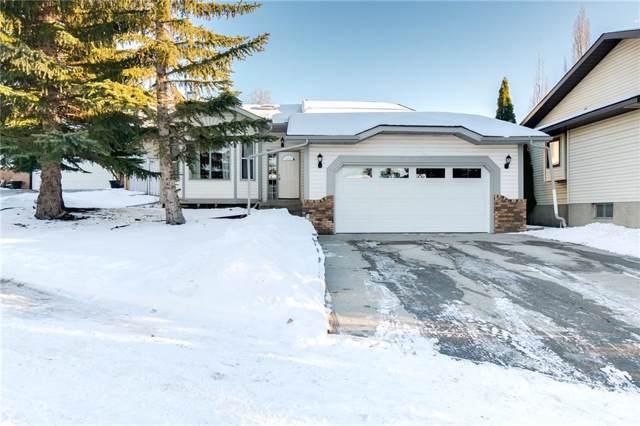 208 Deer Ridge Place SE, Calgary, AB T2J 6X6 (#C4278928) :: Redline Real Estate Group Inc