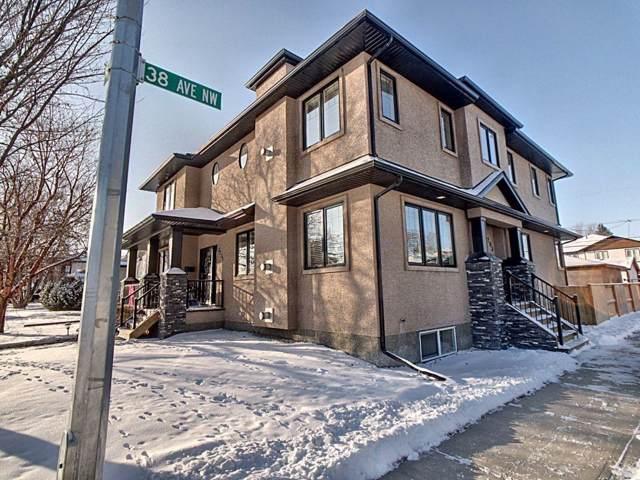 203 38 Avenue NW, Calgary, AB T2K 6K9 (#C4278931) :: Redline Real Estate Group Inc