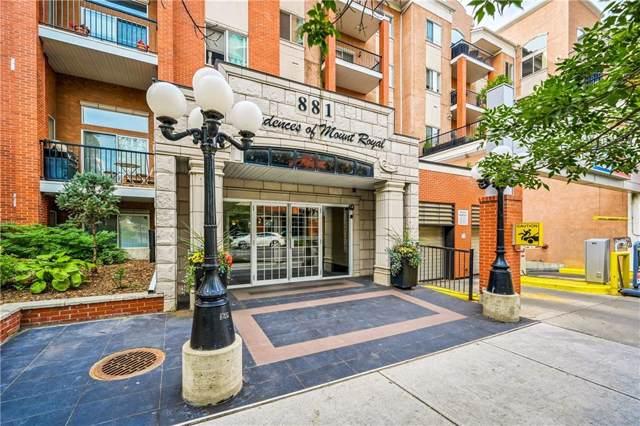 881 15 Avenue SW #404, Calgary, AB T2R 1R8 (#C4278942) :: Redline Real Estate Group Inc