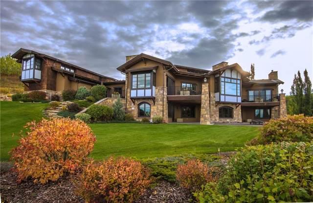 25154 Escarpment Ridge View, Rural Rocky View County, AB T3Z 3M7 (#C4278953) :: Virtu Real Estate