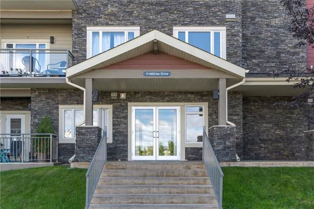 11 Millrise Drive SW #321, Calgary, AB T2Y 0K7 (#C4278957) :: Redline Real Estate Group Inc